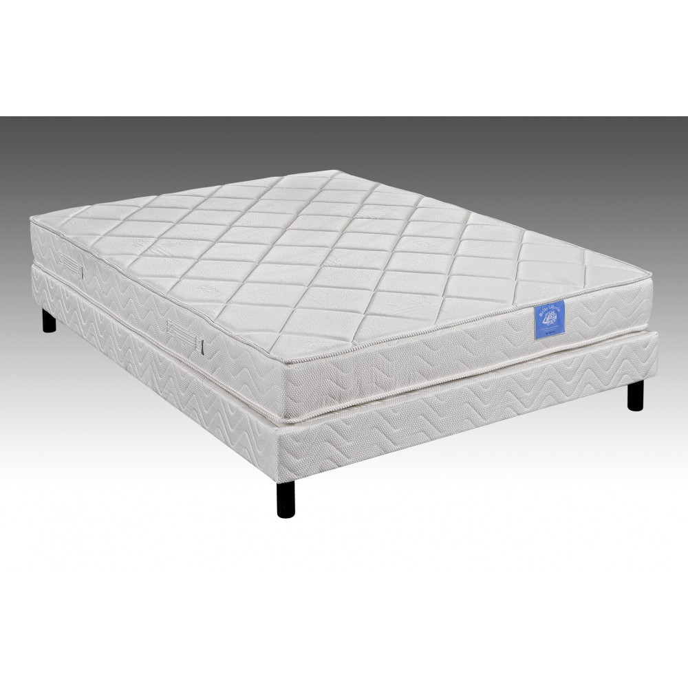 matelas dos sensible matelas relaxa a ressorts ensaches. Black Bedroom Furniture Sets. Home Design Ideas